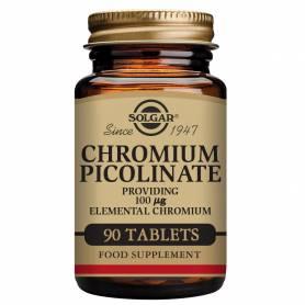 Cromo picolinato 100 µg. 90 comprimidos