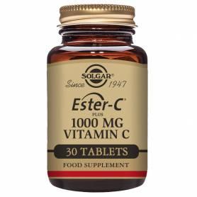 ESTER-C® PLUS 1000. 30 comprimidos