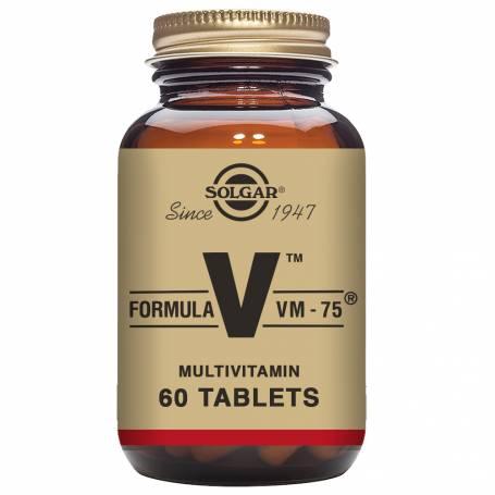 Fórmula VM 75 (uno-al-día). 60 comprimidos