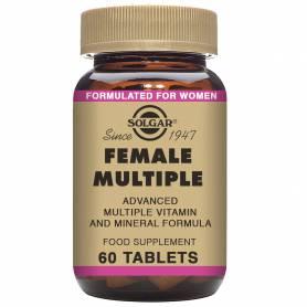 Female multiple (complejo para la mujer). 60 comprimidos