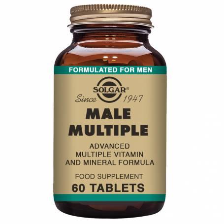 Male multiple (complejo para el hombre). 60 comprimidos
