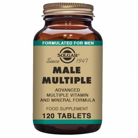 Male multiple (complejo para el hombre). 120 comprimidos