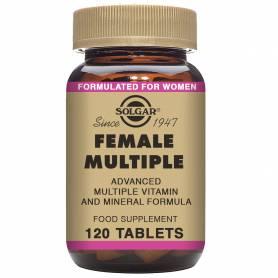 Female multiple (complejo para la mujer). 120 comprimidos