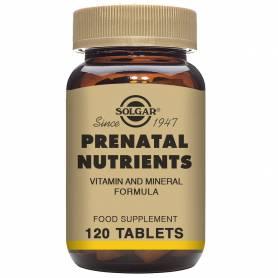 Nutrientes prenatales. 120 comprimidos