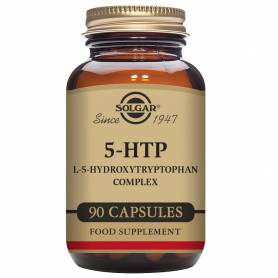 5-Hidroxitriptófano (5-HTP). 90 cápsulas vegetales