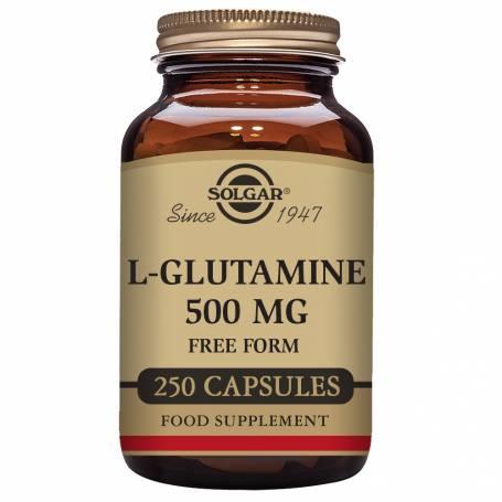 L-Glutamina 500 mg. 250 comprimidos