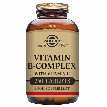 B-Complex con Vitamina C 250 Comprimidos