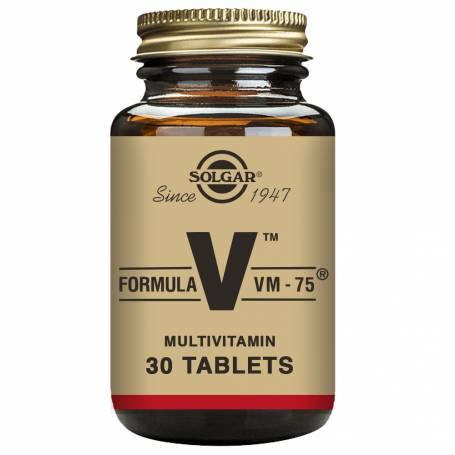 Fórmula VM 75 (uno-al-día). 30 comprimidos