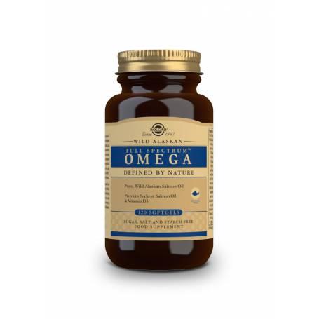 Full Spectrum Omega™. 120 cápsulas blandas