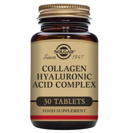 Ácido hialurónico complex. 30 comprimidos