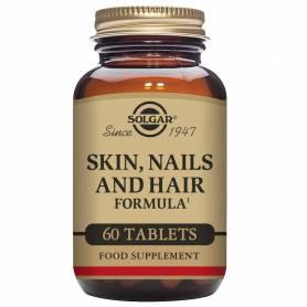 Fórmula pelo, piel y uñas. 60 comprimidos