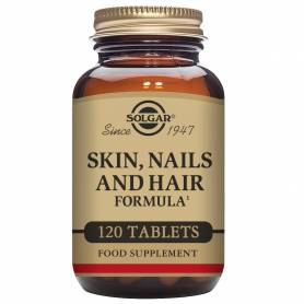 Fórmula pelo, piel y uñas. 120 comprimidos