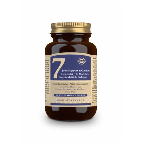 SOLGAR 7. Joint Support & Comfort. Una al día. 90 cápsulas vegetales