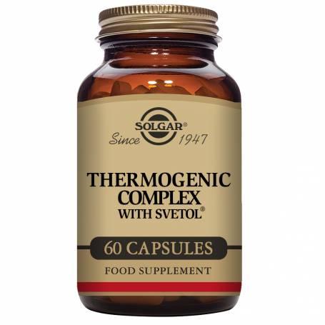 Thermogenic complex con Svetol®. 60 cápsulas vegetales