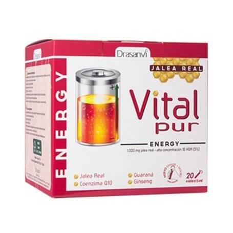 VITALPUR ENERGY 20amp DRASANVI Suplementos nutricionales 25,70€