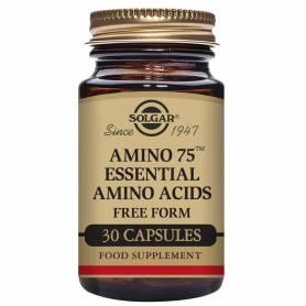 Amino 75. 30 cápsulas vegetales