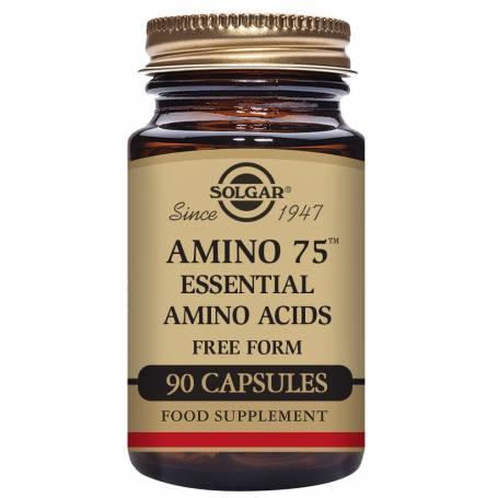 Amino 75. 90 cápsulas vegetales