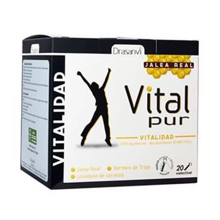 VITALPUR VITALIDAD 20amp DRASANVI Suplementos nutricionales 24,65€