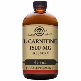 L-Carnitina líquida 1.500 mg. 473 ml
