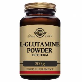 L-Glutamina en polvo. 200 g