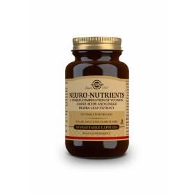 Neuro Nutrientes. 30 cápsulas vegetales