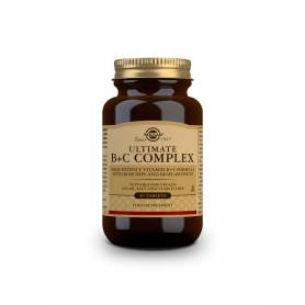 Ultimate B + C COMPLEX. 30 comprimidos