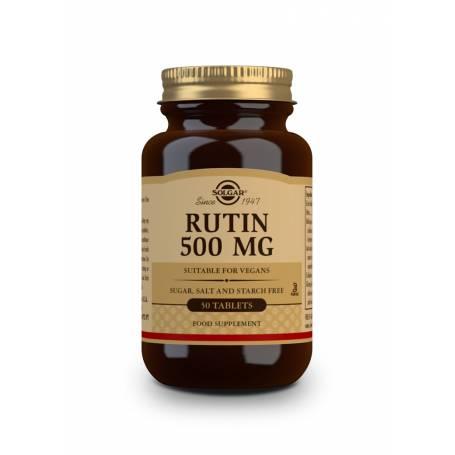 Rutina 500 mg. 50 comprimidos