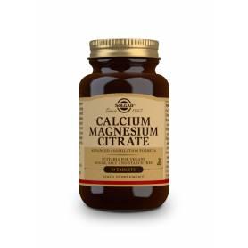 Calcio / Magnesio Citrato. 50 comprimidos