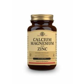 Calcio / Magnesio Plus Zinc. 250 comprimidos