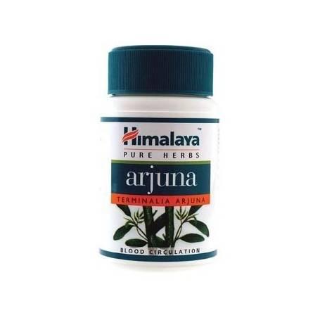 ARJUNA 60cap HIMALAYA HERBALS Plantas Medicinales 8,51€