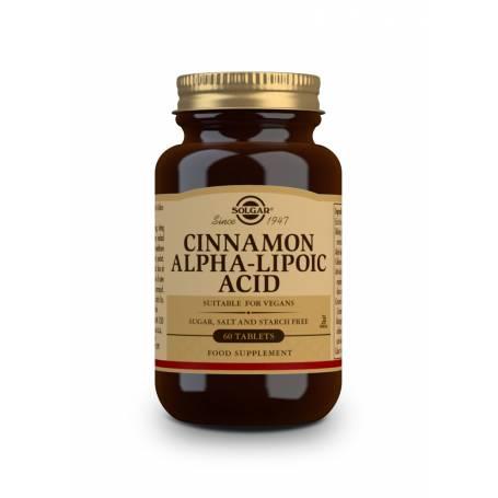 Ácido Alfa Lipoico 60 mg. 30 cápsulas vegetales