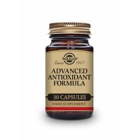 Fórmula Antioxidante Avanzada. 30 cápsulas vegetales