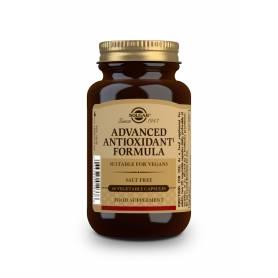 Fórmula Antioxidante Avanzada. 60 cápsulas vegetales