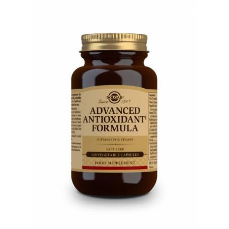 Fórmula Antioxidante Avanzada. 120 cápsulas vegetales