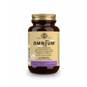 Omnium® (rico en fitonutrientes). 30 comprimidos