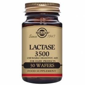 Lactasa 3.500. 30 comprimidos masticables