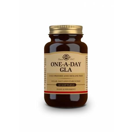 GLA (una-al-día) 150 mg. 30 cápsulas blandas