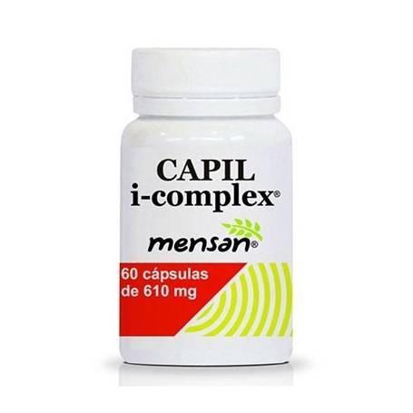 CAPIL I-COMPLEX 610mg 60cap MENSAN Suplementos nutricionales 8,00€