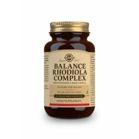 Balance Rodiola Complex. 60 cápsulas vegetales