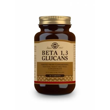 Beta 1,3 Glucanos. 60 comprimidos