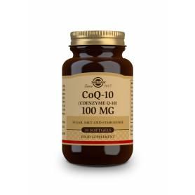 Coenzima Q-10 100 mg. 30 cápsulas blandas