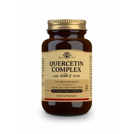 Quercitina Complex. 100 cápsulas vegetales