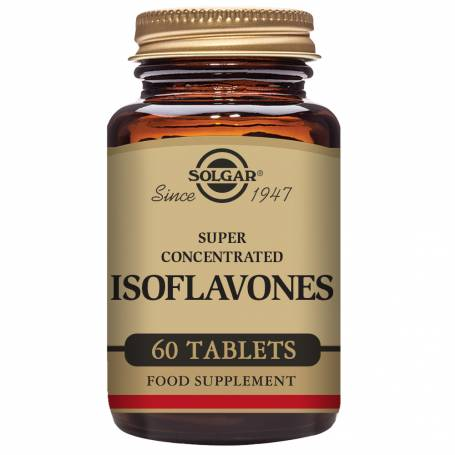 Super Concentrado Soja (Isoflavonas). 60 comprimidos