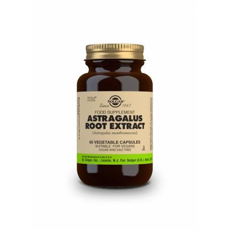 Extracto de Astrágalus – Raíz – (Astragalus membranaceus). 60 cápsulas vegetales