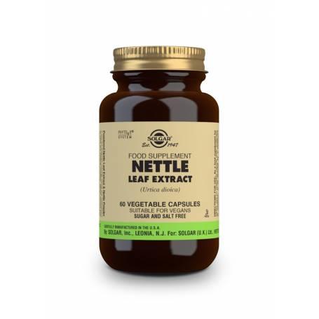Ortiga – Extracto de Hoja – (Urtica dioica). 60 cápsulas vegetales