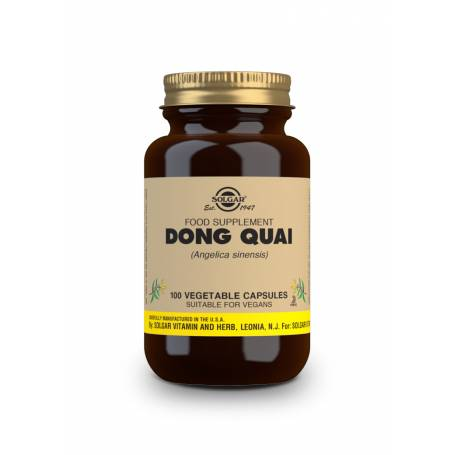 Dong Quai (Angelica sinensis). 100 cápsulas vegetales