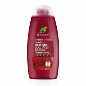Gel de ducha Rose Otto 250 ml.