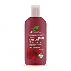Champú Rose Otto 265 ml.