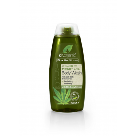 Gel de ducha de Cáñamo 250 ml.
