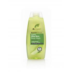 Gel de ducha de Aloe Vera 250 ml.